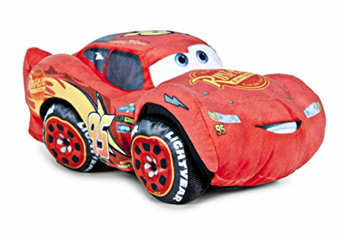 Cars 3 - Peluche Rayo Mcqueen, 25 cm (Famosa 760015270)