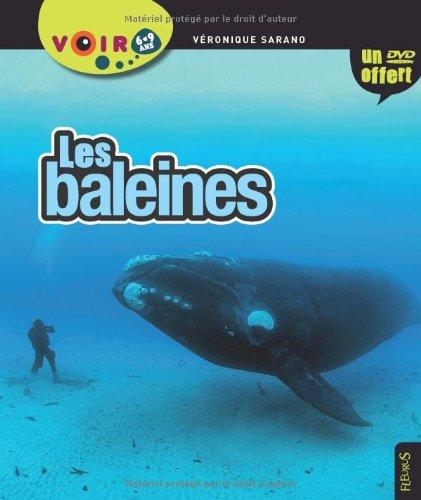 Les baleines : 6-9 ans (1DVD)