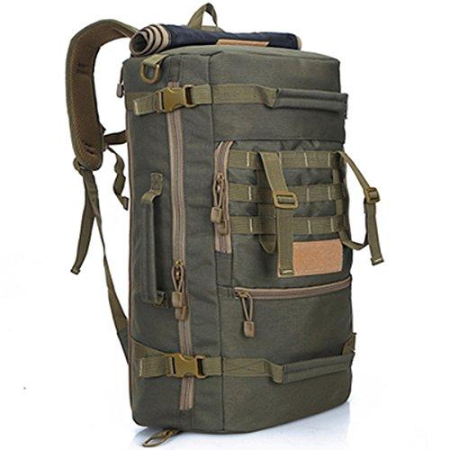Reißt wasserdichte Wanderberg Taschen Sporttasche 50L c