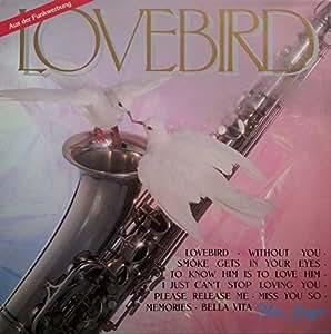 Max Greger - Lovebird The Saxy Feeling - Sound - Polydor - 833 921-1