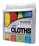 Skywalk Super Absorbent Microfibre Cleaning Cloths for Home, Kitchen,Cars, Furniture