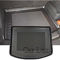 Car Lux AR02378 - Alfombra Cubeta Protector cubre maletero a medida con antideslizante