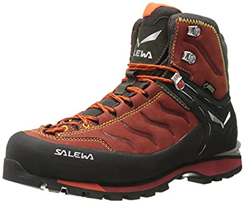 Salewa Ms Rapace Gtx, Men's High Rise Hiking Shoes, Red (1609 Indio/mimosa), 11.5 UK
