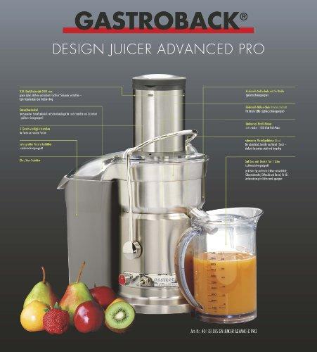 Gastroback 40133 Test - 6