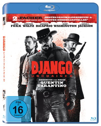 Pictures Django Unchained BLU-RAY Film