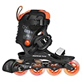 Powerslide Doop Orange Sunset 80 Inline-Skate Inliner Fintess-Skate