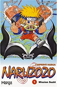 Naruzozo Edition simple Tome 1