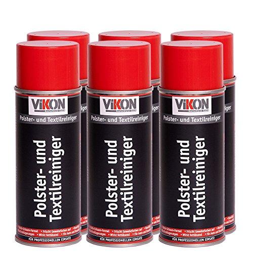 6-dosen-vikon-polster-und-textilreiniger-spray-400-ml-aktiv-schaumreiniger