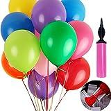 Coceca 220pcs Globos de color mezclado de 30.5cm para fiestas, con un...
