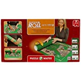 Jumbo 17691 - Puzzle Mates and Roll, Puzzlematte, bis 3000 Teile