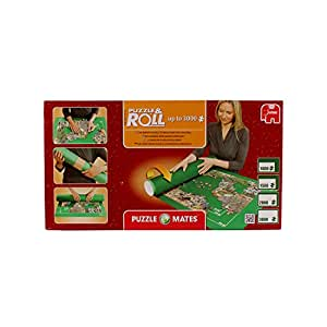 Puzzle Mates Puzzle and Roll Jigroll with Three Fastening Straps