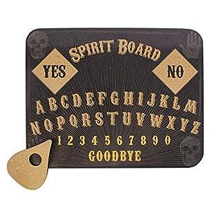 Attitude Clothing Skull Print Spirit Board