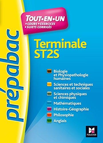 PREPABAC - Toute la terminale ST2S - N11