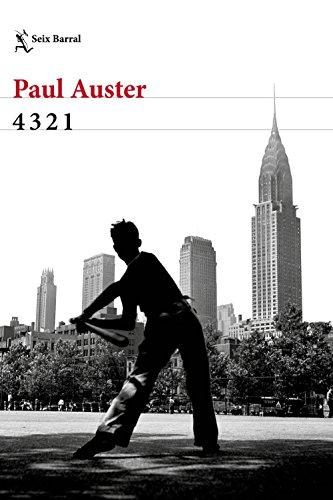 4 3 2 1 (Biblioteca Formentor) por Paul Auster
