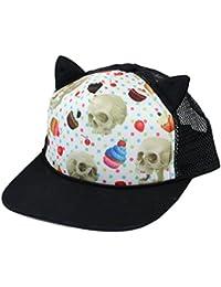 SIX Bunnies Niños Trucker Cap–Cupcake Skull