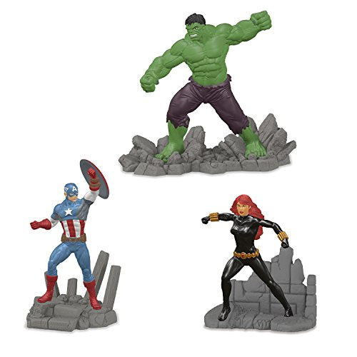 l-Set Neuheiten 2017 - Avengers - Captain America 21503 Hulk 21504 Black Widow 21505 (Marvel Superschurken Kostüme)