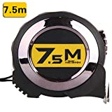 #5: Shopystore Portable 3M 5M 75M 10M Measuring Tape Double Side Steel Tape Meas