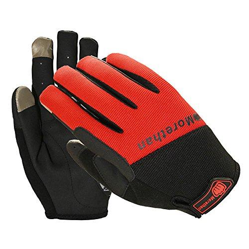 Minla Touchscreen Winddicht Thermische Handschuhe Vollfinger Handschuh für Outdoor-Aktivitäten Motorrad Radfahren Gartenarbeit