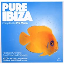 Pure Ibiza: Compiled & Mixed By Phil Mison by Phil Mizon (2008-06-24)