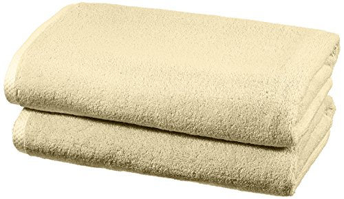 AmazonBasics Quick Dry - Bath Towels - Different Colors