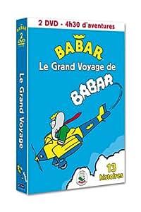 Le Grand voyage de Babar - Vol. 1 + 2