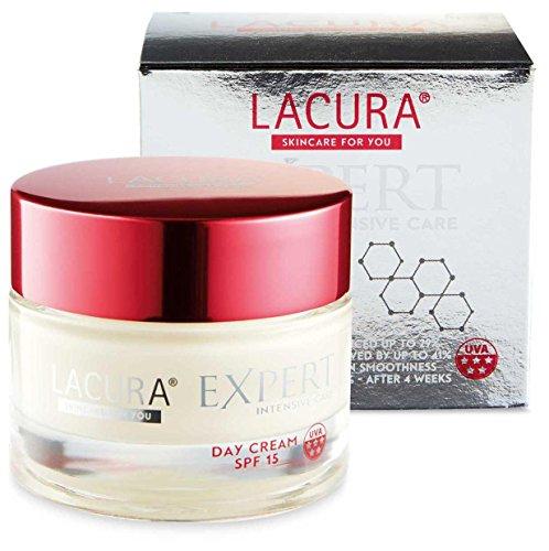 Aldi Lacura Experte Faltenauffüllung Tagescreme 50 ml Anti-Altern mit SPF 15 & Mimox X / Aldi Lacura Expert Wrinkle Filling Day Cream 50ml ANTI-AGEING With SPF 15 & Mimox X