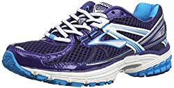 Brooks Defyance7 Women Damen Laufschuhe, Blue Ribbon/White/Breeze, 40