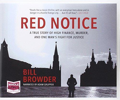 Red Notice (Unabridged Audiobook)