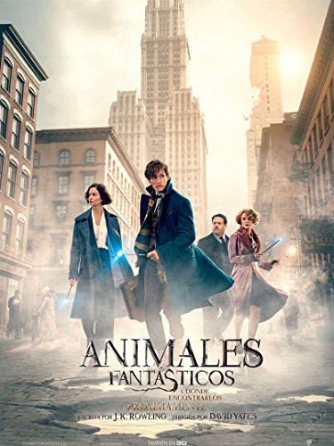 Animales Fantásticos Y Dónde Encontrarlos (BD 3D + 2D) [Blu-ray]