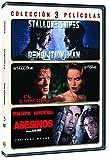Pack: Demolition Man + Asesinos + El Especialista [DVD]