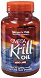 Best Krill Oil Supplements - Natures Plus Omega Krill Oil 600mg - 60 Review