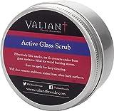Valiant fir156activo Exfoliante de cristal-transparente
