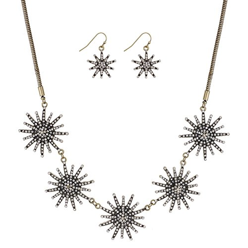 mood-by-jon-richard-gold-crystal-starburst-necklace-and-earring-set-gold