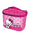 Disney Trousse de Toilette avec Anse 12x18x16 cms Hello Kitty, AST0352