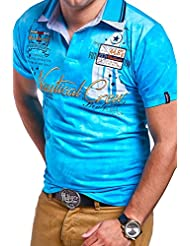 MT Styles Polo PP-NAUTICAL manches courtes T-Shirt R-2976