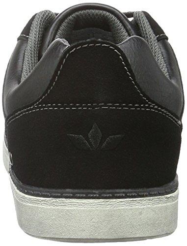 Lico Boston, Baskets Basses Homme Noir (Schwarz/Grau)