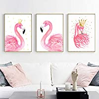 Amazon Fr Flamant Rose Posters Tableaux Posters Et Arts