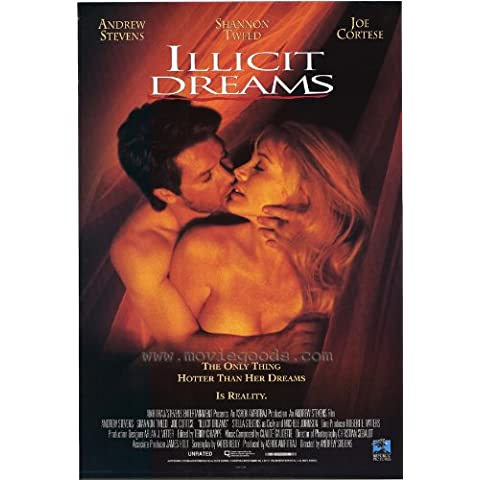 Illicit Dreams Poster (11 x 17 Inches - 28cm x 44cm) (1995) Style A