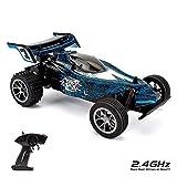 CMJ RC Cars 1:16 Télécommande Zoom Buggy Truggy 2.4Ghz Hors Route Intérieur /...