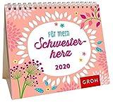 Für mein Schwesterherz 2020: Mini-Monatskalender -