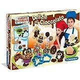 Clementoni 15783 Cocina y comida Estuche de juego juguete de rol para niños - juguetes de rol para niños (Cocina y comida, Estuche de juego, 8 año(s), Niño/niña, Multicolor, 418 mm)