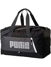 Puma Polyester 22 cms Puma Black Sports Duffel (7536401)