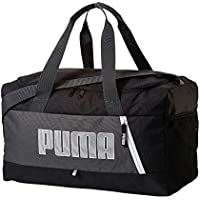 Puma 75364, Sports Bag Unisex – Adulto, Nero, Taglia Unica