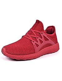 QANSI Mens Trainers Athletic Walking Running Gym Shoes Sporting Shoe