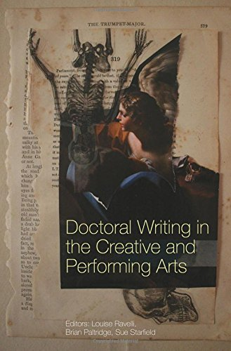 Google e-Books Doctoral Writing in the Creative and Performing Arts CHM
