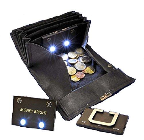 Beleuchtung für Geldbörsen MONEY BRIGHT
