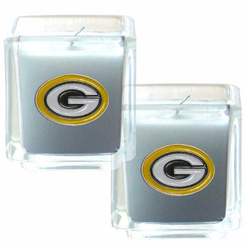 Candle Bay Kerze (Siskiyou Gifts Co, Inc. NFL Green Bay Packers Kerze Set)
