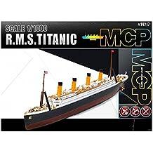 1/1000 R.M.S. TITANIC MCP (Multi Color parts) #14217 ACADEMY