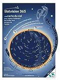 Stelvision 365: Une carte du ciel pour repérer facilement les étoiles, tous les jours de l'année