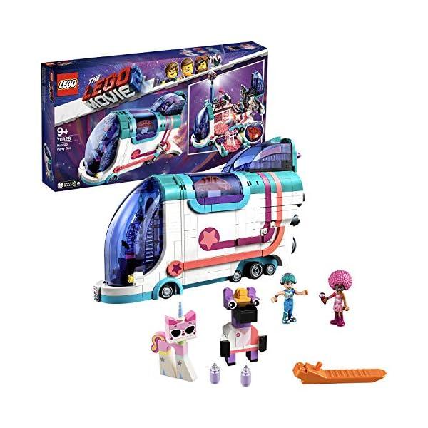 LEGO Movie 2 - Il party bus Pop-Up, 70828 1 spesavip